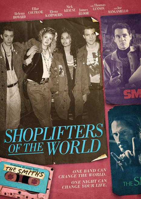 Shoplifters of the World (region-1 DVD)