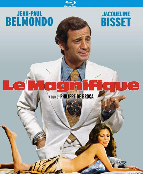 Le Magnifique (region-A blu-ray)