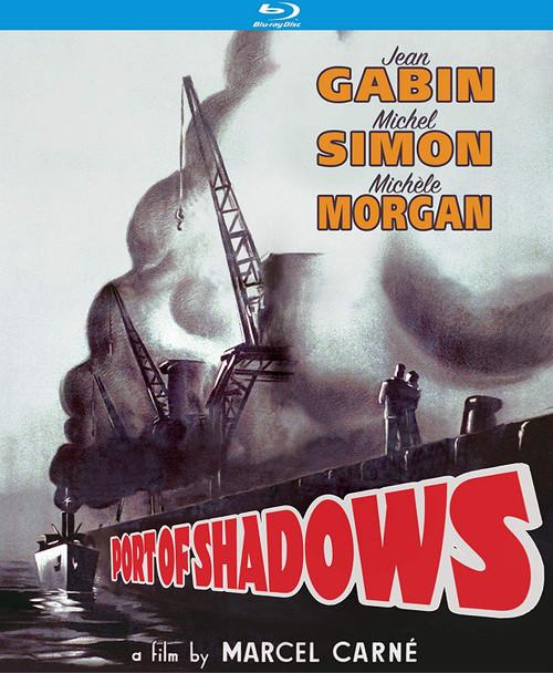 Port of Shadows (region-A blu-ray)