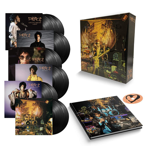 Sign O' The Times (Super Deluxe 13LP + DVD + 120-page book)