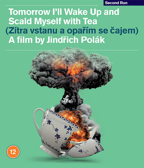 Tomorrow I'll Wake Up and Scald Myself with Tea  (region-free blu-ray)