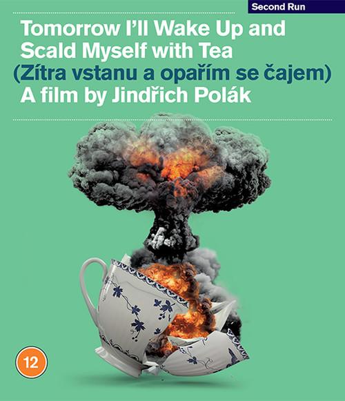 Tomorrow I'll Wake Up and Scald Myself with Tea  (region-free DVD)