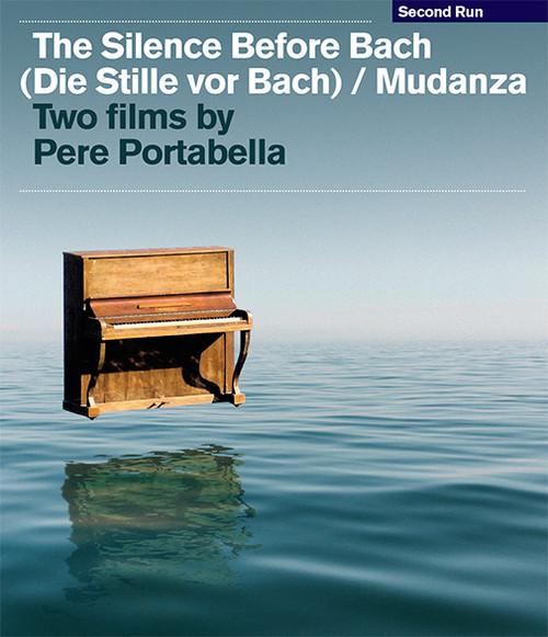 The Silence Before Bach/Mudanza (region-free blu-ray)