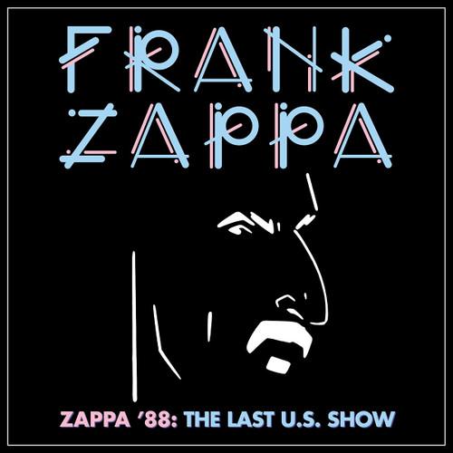 Zappa '88: The Last U.S. Show (vinyl 4LP box set)