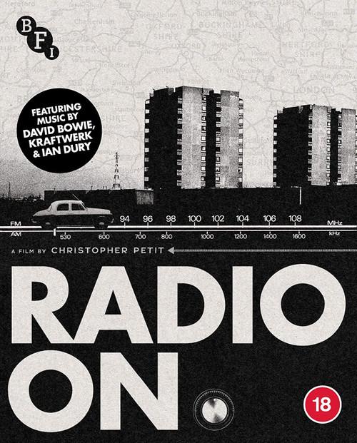 Radio On (BFI region-B blu-ray)
