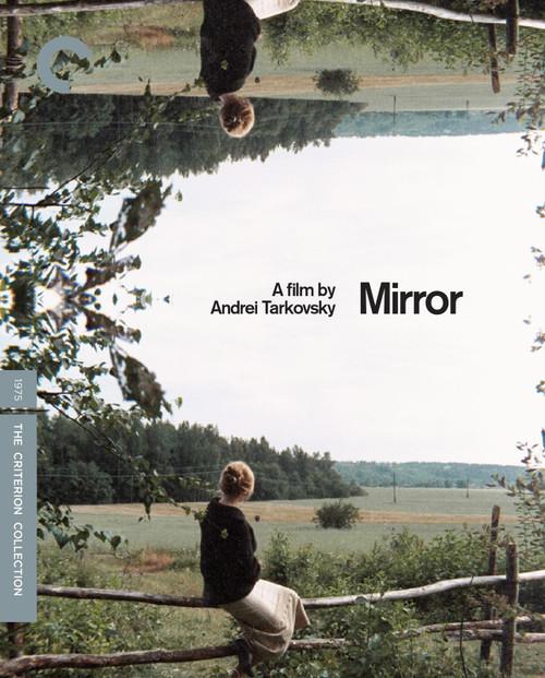 Mirror (Criterion region-A 2blu-ray)