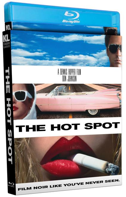 The Hot Spot (region-A blu-ray)