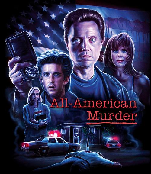All-American Murder (region-free blu-ray)