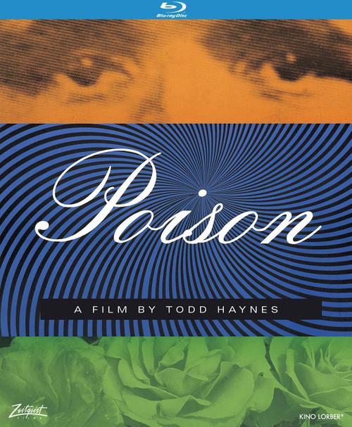 Poison (region-A blu-ray)