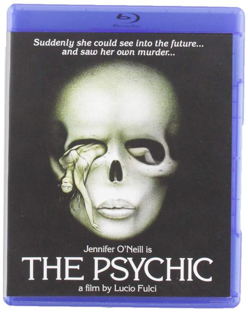 The Psychic (region-A blu-ray)