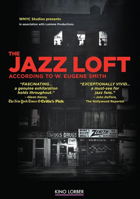 The Jazz Loft (region-1 DVD)