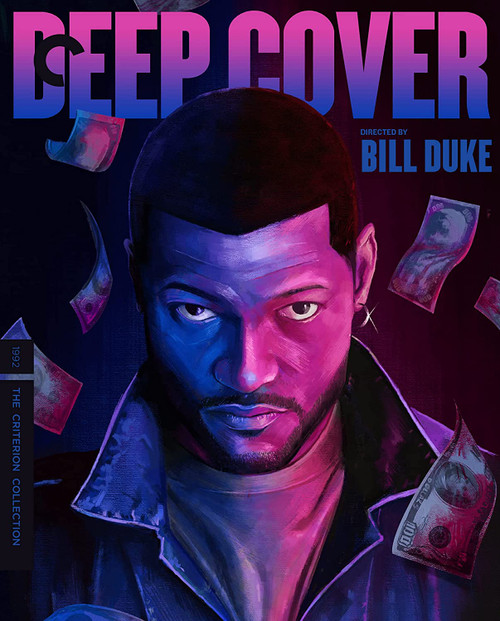 Deep Cover (Criterion region-A blu-ray)