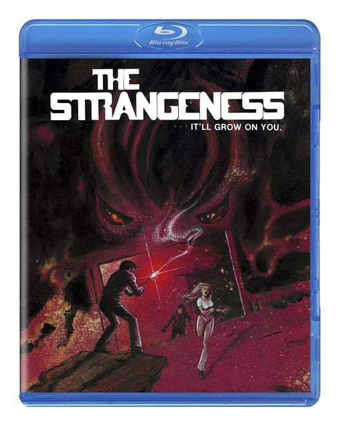 The Strangeness (region-free blu-ray)