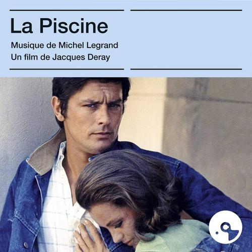 La Piscine (original soundtrack LP)