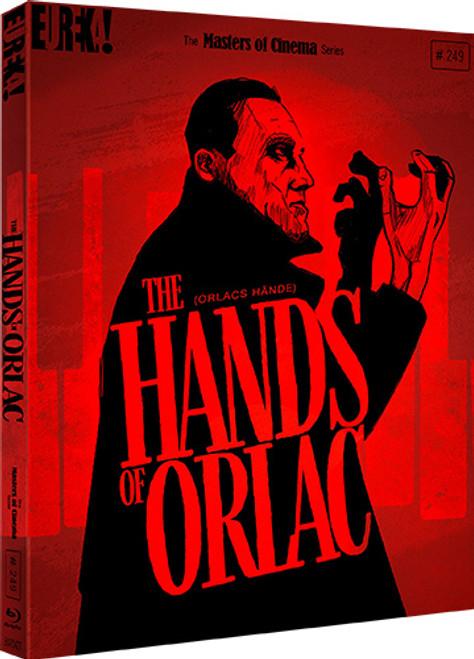 The Hands of Orlac (region-B blu-ray)