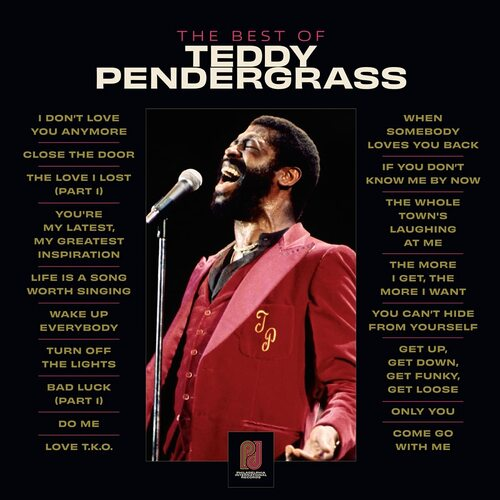 The Best of Teddy Pendergrass (vinyl 2LP)