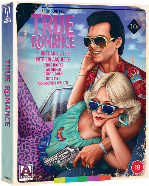 True Romance (limited edition blu-ray)