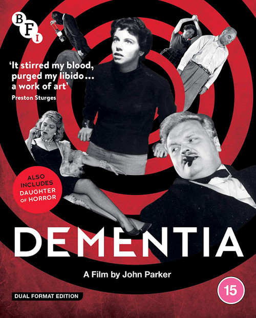 Dementia (BFI region-B/2 dual format)