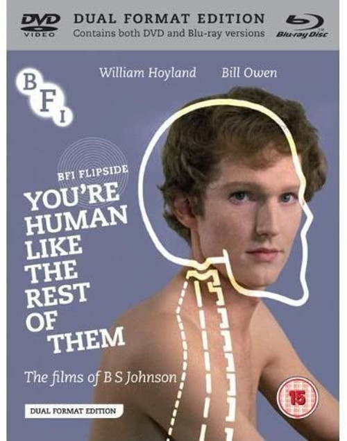 You're Human Like the Rest of Them (BFI region-B/2 dual format)