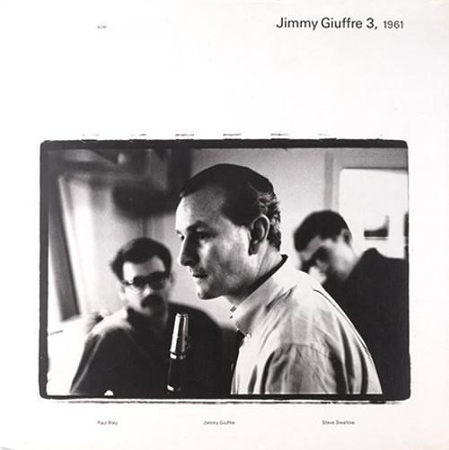 Jimmy Giuffre 3, 1961 (vinyl 2LP)
