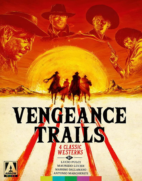 Vengeance Trails (region-A blu-ray box set)