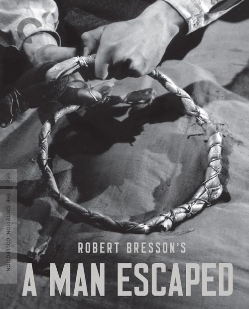 A Man Escaped (Criterion region-1 2DVD)