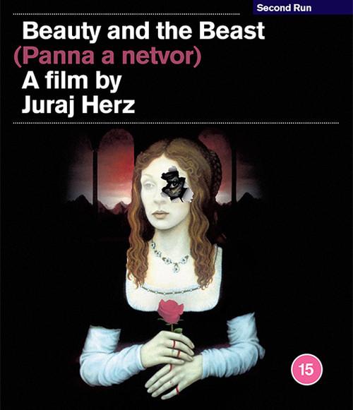 Beauty and the Beast (region-free blu-ray)