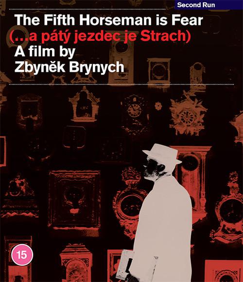 The Fifth Horseman is Fear (region-free DVD)