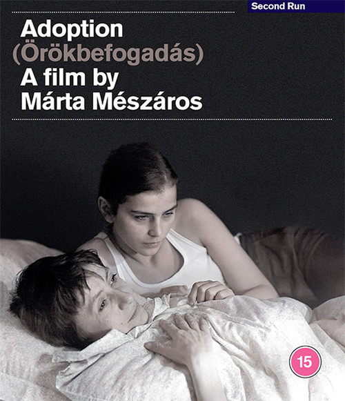 Adoption (region-free blu-ray)