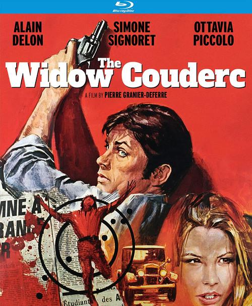 The Widow Couderc (region-A blu-ray)