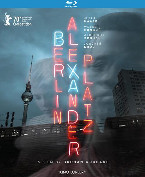 Berlin Alexanderplatz (region-A blu-ray)