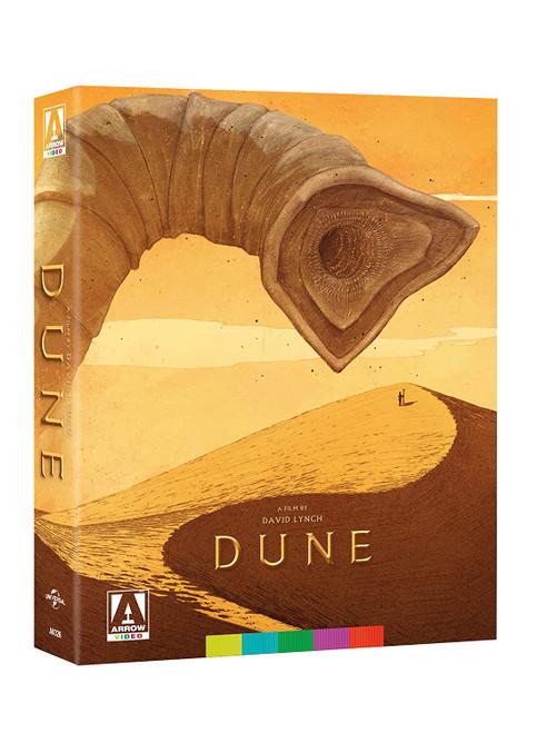 Dune (region-A 2blu-ray limited edition)