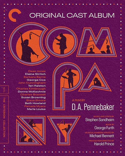 Original Cast Album: Company (Criterion region-1 DVD)