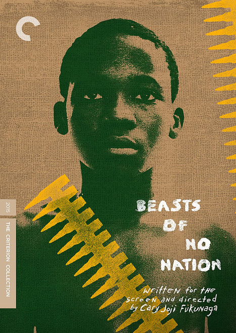 Beasts of No Nation (Criterion region-1 2DVD)