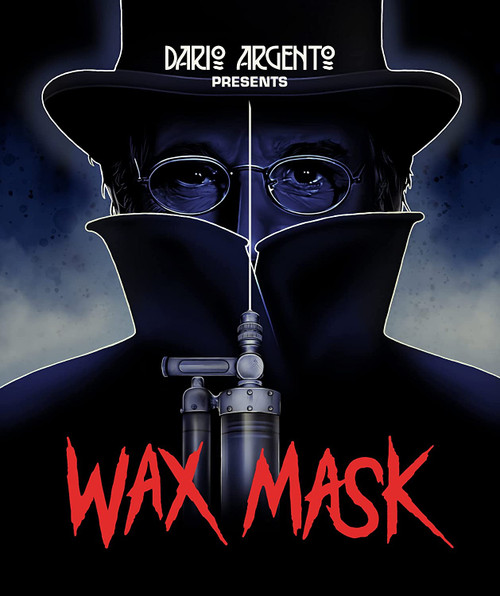Wax Mask (limited edition BR+CD)