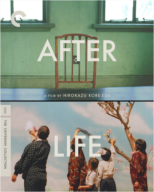 After Life (Criterion region-A blu-ray)