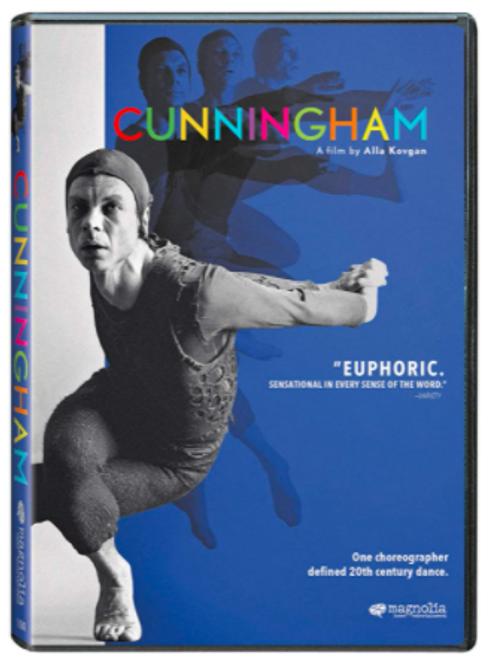 Cunningham (region-1 DVD)
