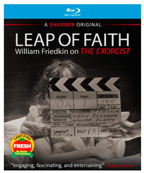Leap of Faith (region-A blu-ray)
