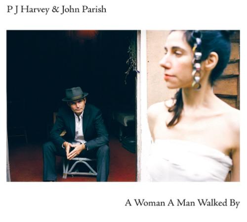 A Woman A Man Walked By (vinyl LP)
