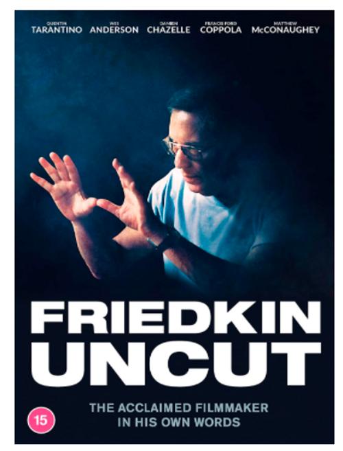 Friedkin Uncut (region-2 DVD)
