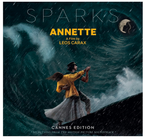 Annette (Cannes Edition: Selections from the Film vinyl LP)