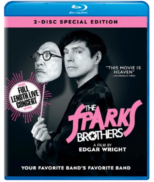 The Sparks Brothers (2 blu-ray special edition)