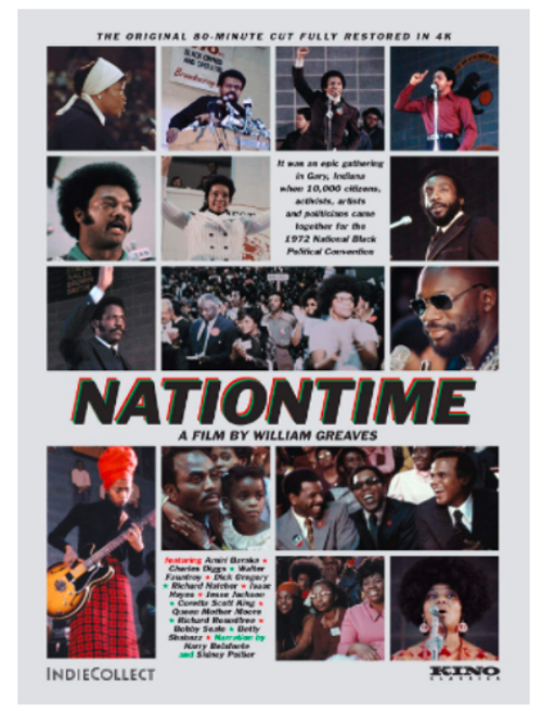 Nationtime  (region-1 DVD)