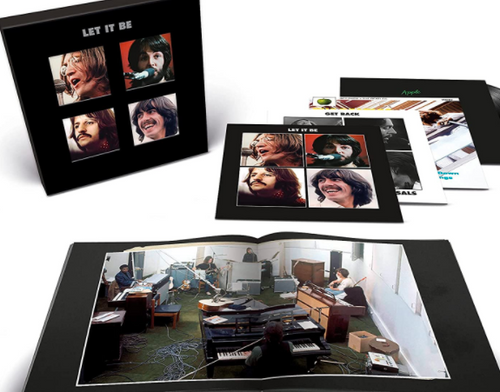 Let it Be (50th Anniversary vinyl 5LP deluxe edition)