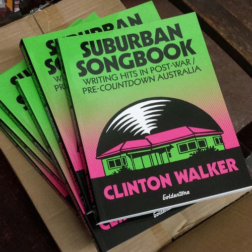Suburban Songbook (paperback edition)