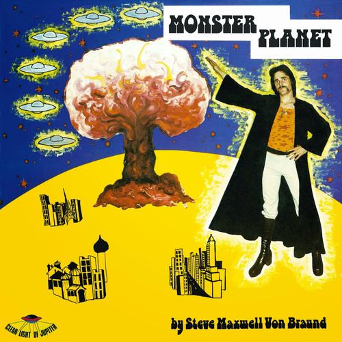 Monster Planet LP