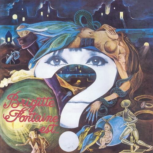Brigitte Fontaine Est...Folle LP