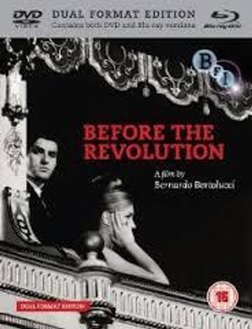Before The Revolution (region B/2 Blu-ray/DVD combo)