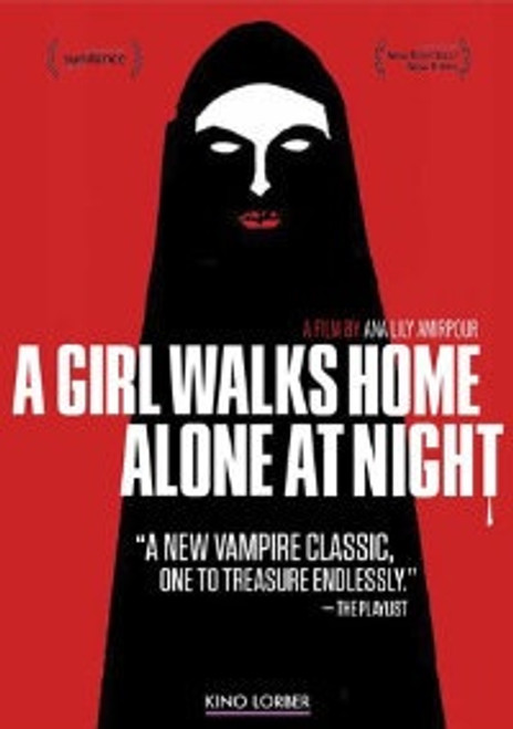 A Girl Walks Home At Night (region A Blu-ray special edition)