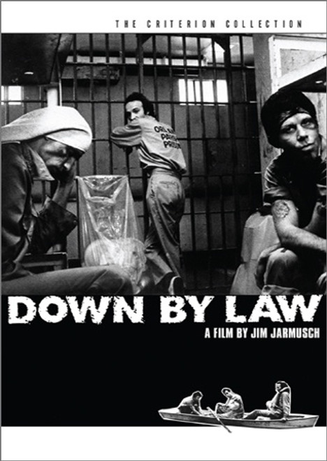 Down By Law (region free DVD)
